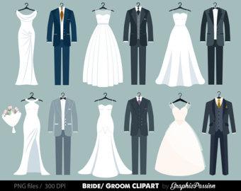 Gown clipart bride dress Bridal Clip clipart clipart Bride