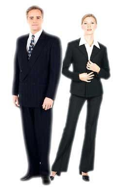 Codeyy clipart business casual dress 2014 2 Men  And