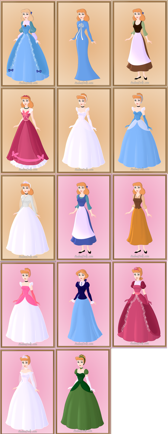 Gown clipart cinderella dress Dresses) on disneyfanart1998 DeviantArt Dresses)