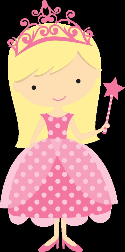 Birthday clipart princess Princess Little Clip Girl Clipart