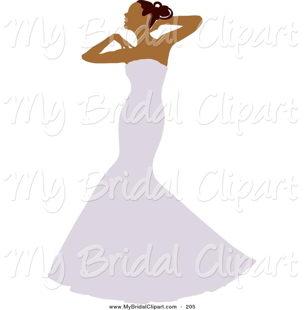 Gown clipart debutante In Graceful Stock Designs Bride