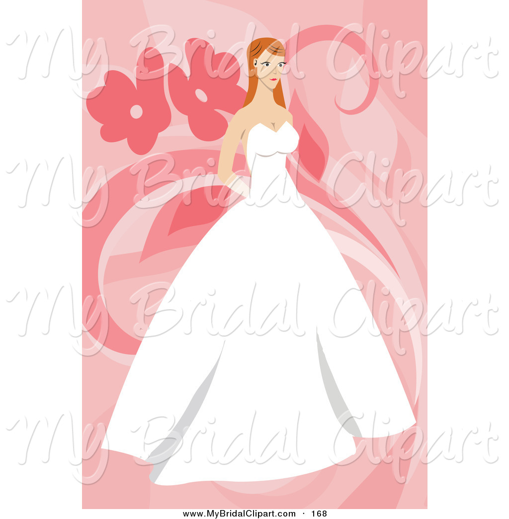 Gown clipart elegant bridal Gown in Bridal Bride Page
