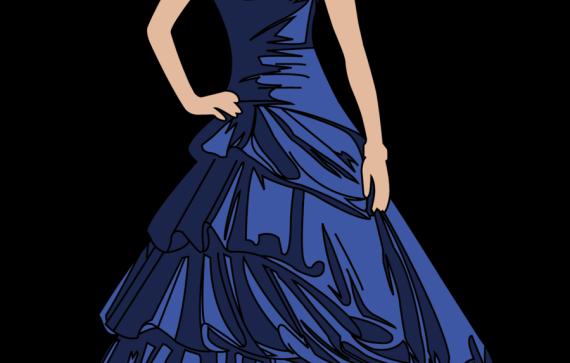 Gown clipart fancy dress Cliparts Art Dress Zone Fancy