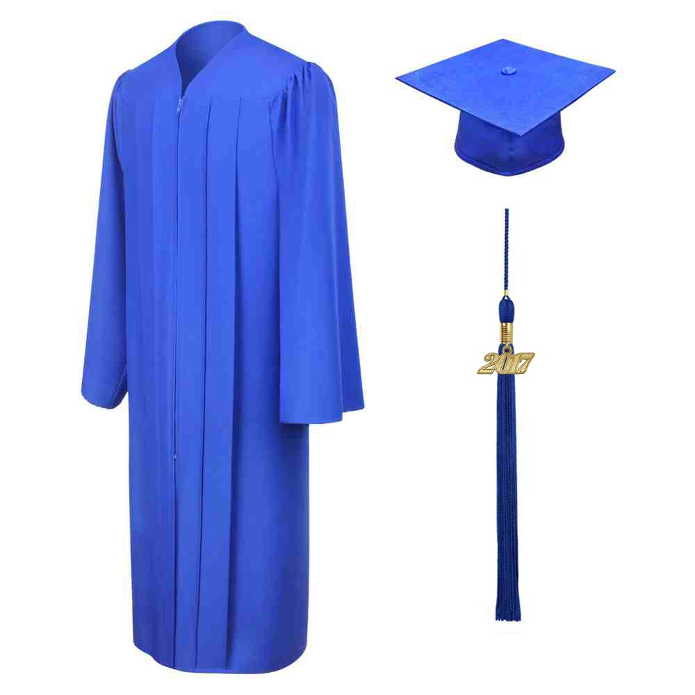 Gown clipart graduation gown And High Tassel Cap Gown