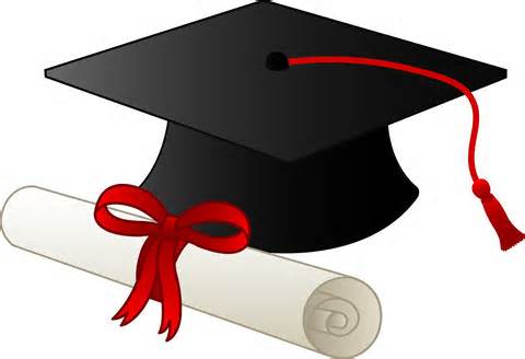 Graduation clipart cap and gown Clip And 03 And Art