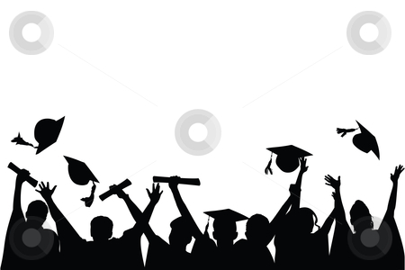 Celebration clipart graduation day Art Gowns Clip Graduation information
