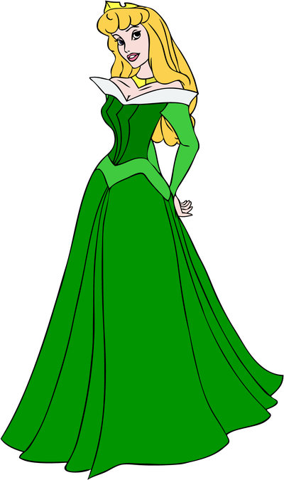 Gown clipart green In green princess jebbo88 on