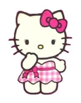 Gown clipart hello kitty Best on Kitty Hello Pinterest