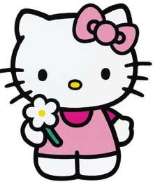 Gown clipart hello kitty Images Pinterest a as for