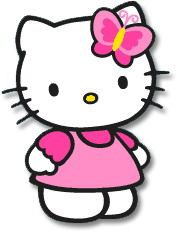 Gown clipart hello kitty Kitty Images and images art