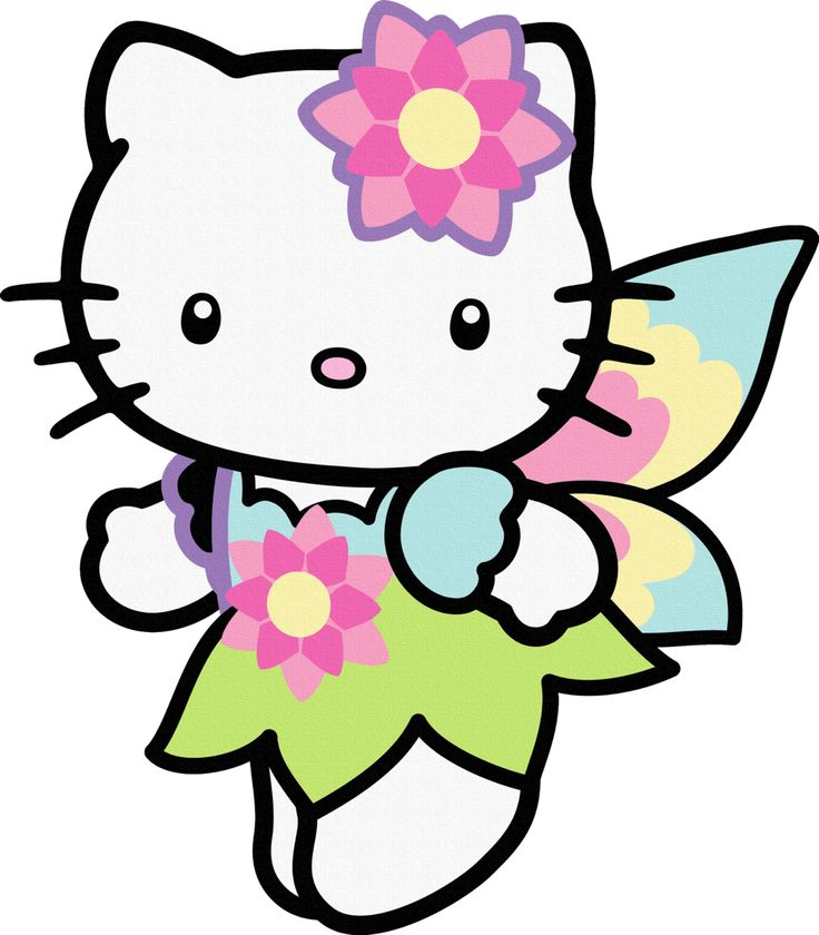 Gown clipart hello kitty Best ideas pictures kitty on