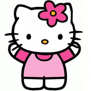 Zebra clipart hello kitty Info More Hello Kitty! Polyvore