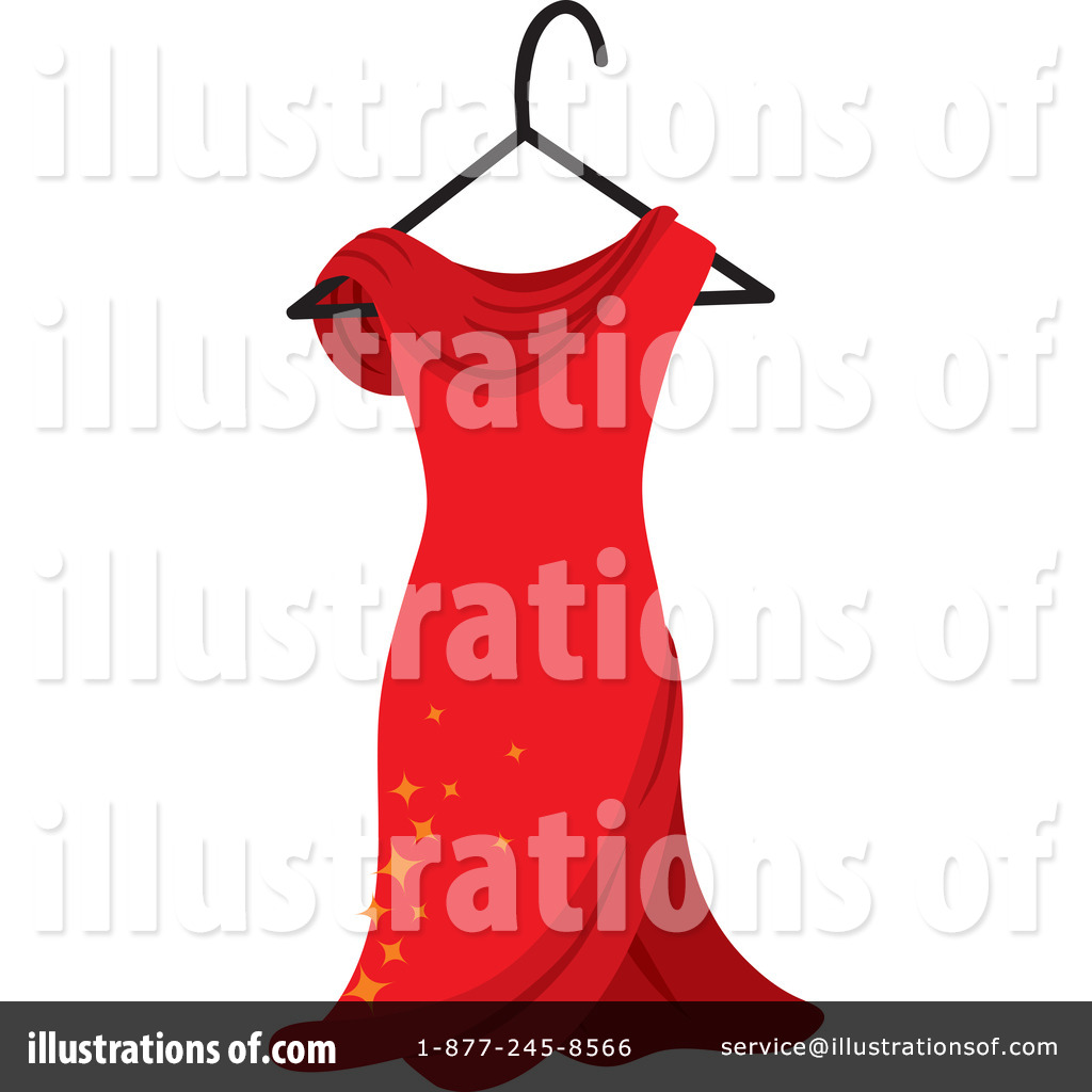 Red Dress clipart prom dress Clipart Rosie Royalty Piter #1145471