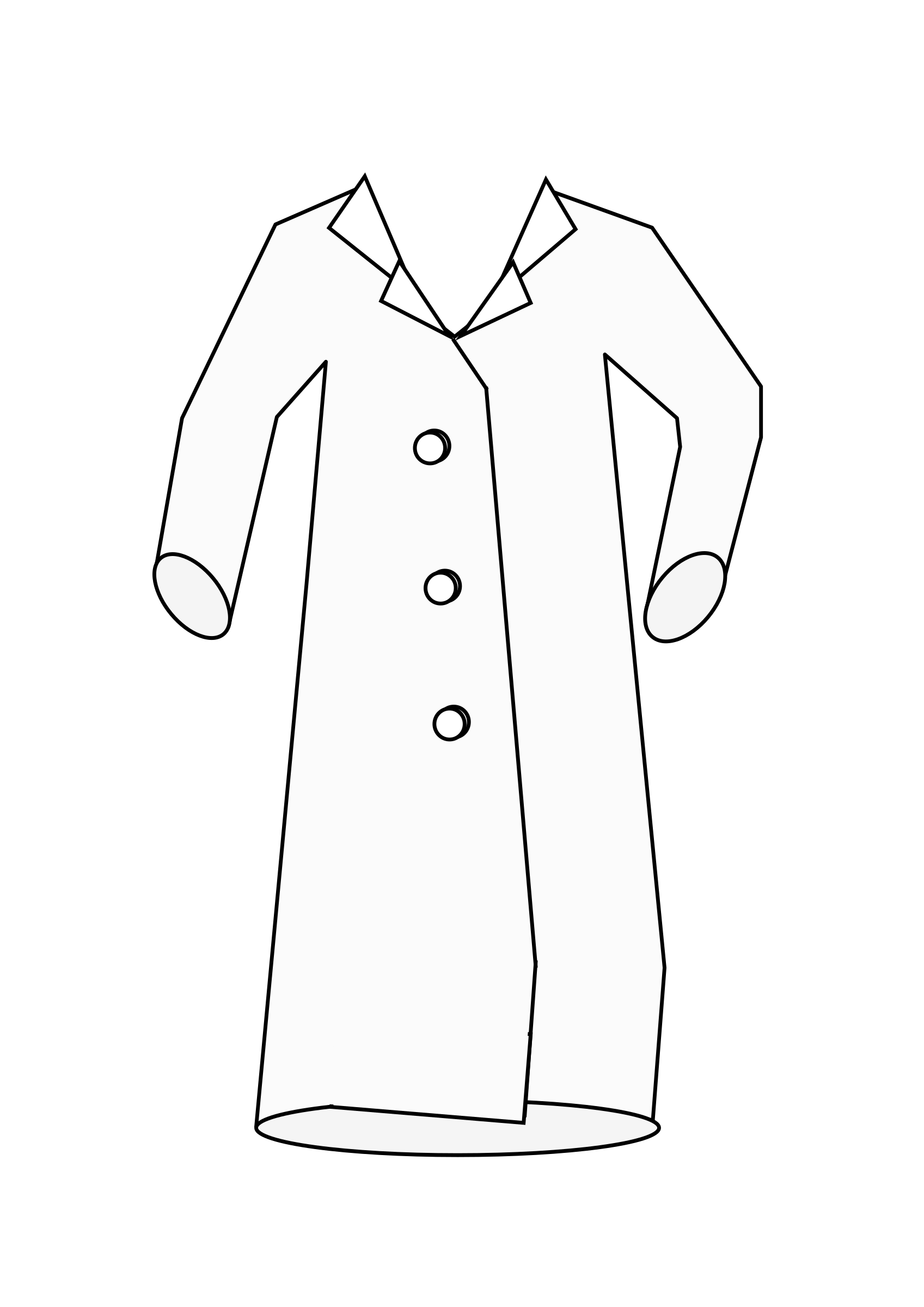 Gown clipart lab Clipartsgramcom Coat Science Lab clipart