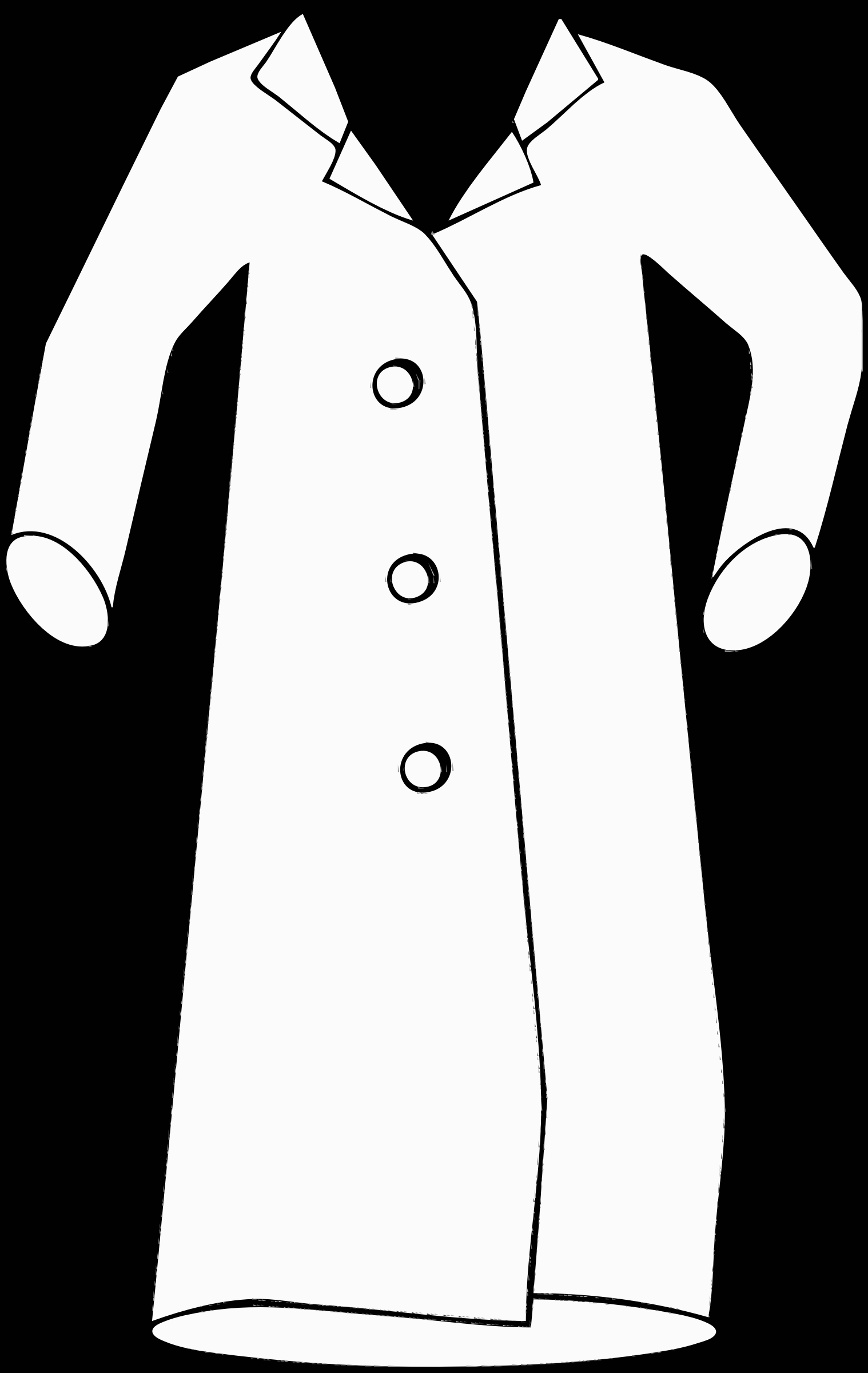 Gown clipart lab Coat Clipart Lab Coat Lab