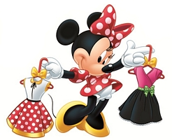 Gown clipart minnie mouse Minnie Clipart Download Mouse Minnie