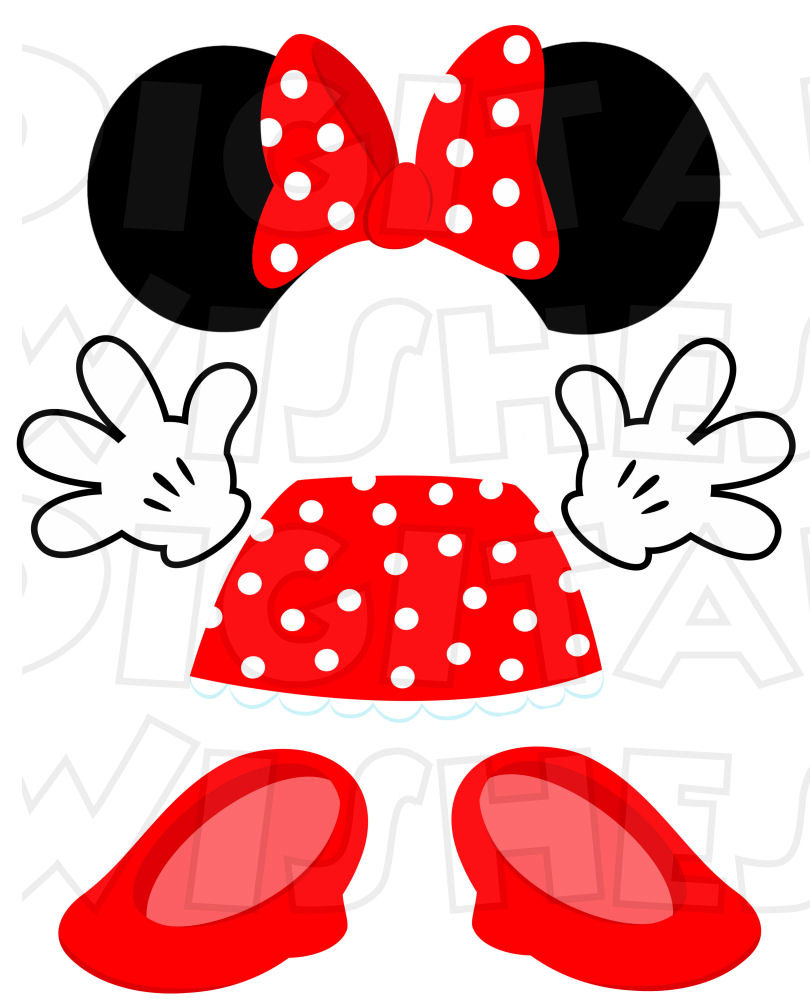 Gown clipart minnie mouse Cruise this Disney room state