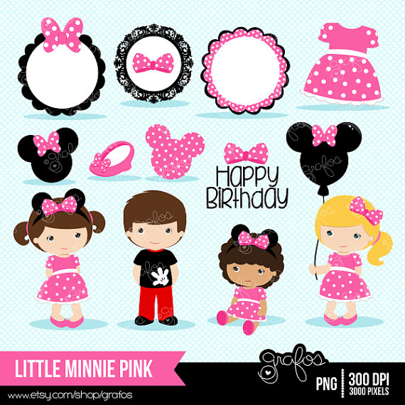 Gown clipart minnie mouse By 00 MINNIE MINNIE $5
