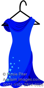 Gown clipart pageant Dress Pageant Pageant cliparts Blue