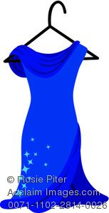 Gown clipart pageant Pageant Pageant cliparts Blue Dress