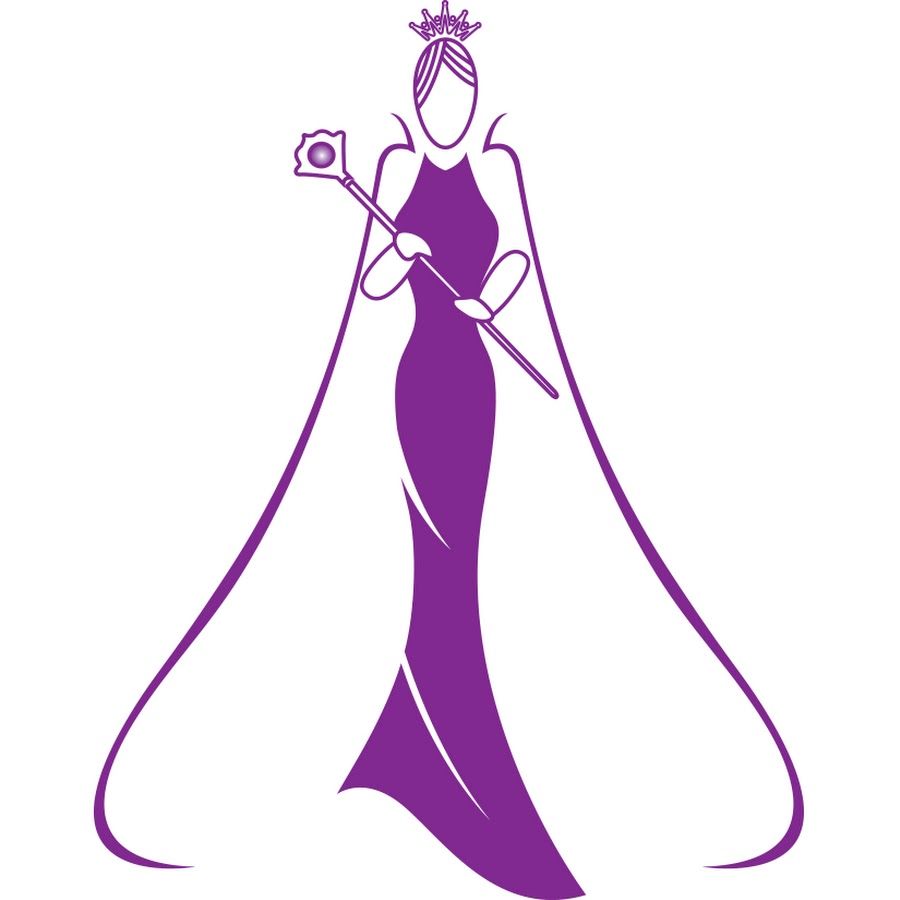 Gown clipart pageant Chinese Miss YouTube  Pageant