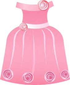 Gown clipart pink dress Pink To Art Roses Tags