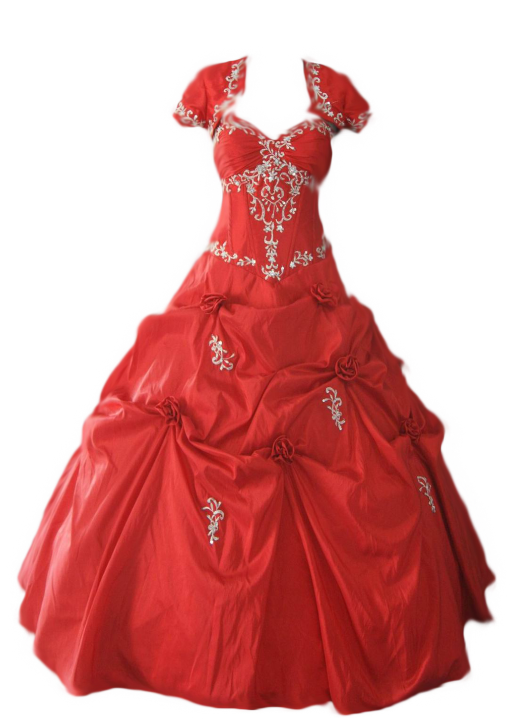 Pink Dress clipart gown #5