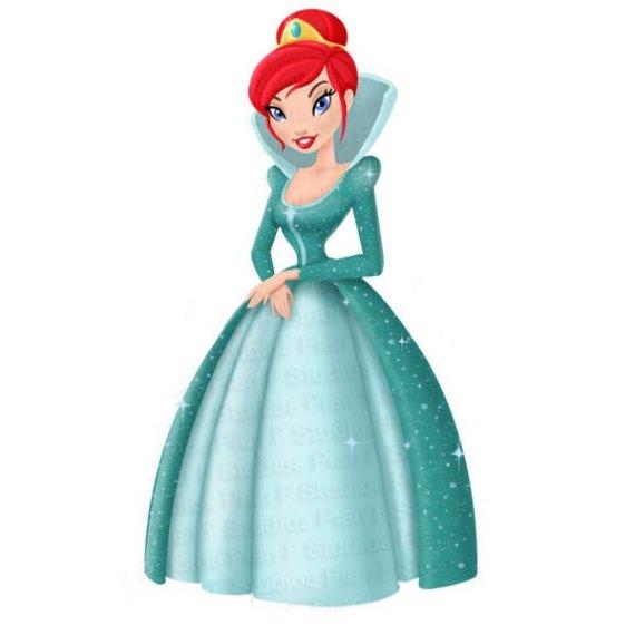 Gown clipart princess dress Princess Princess Clipart Disney Digital