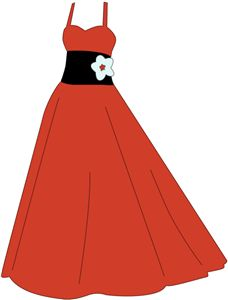 Gown clipart prom dress On best #8796: 1077 View