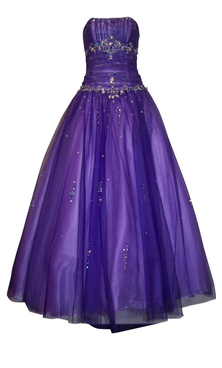 Gown clipart purple dress Dress three dresses formal on