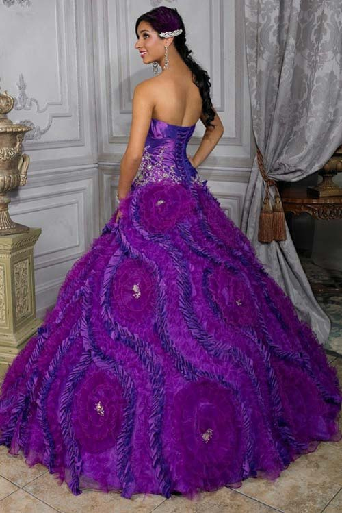 Gown clipart purple dress Design Dress com rikof bride