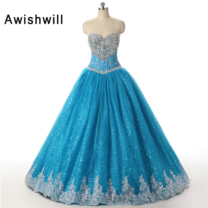 Gown clipart quinceanera dress Vestidos Blue Sweet Ball 16