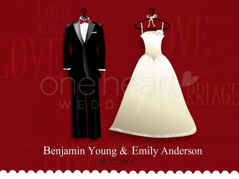 Gown clipart tuxedo Bench's Yes wedding clipart Princess
