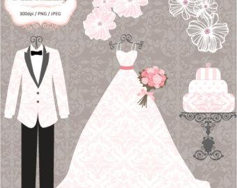 Wedding Dress clipart cute Art & Dress Luxury 2
