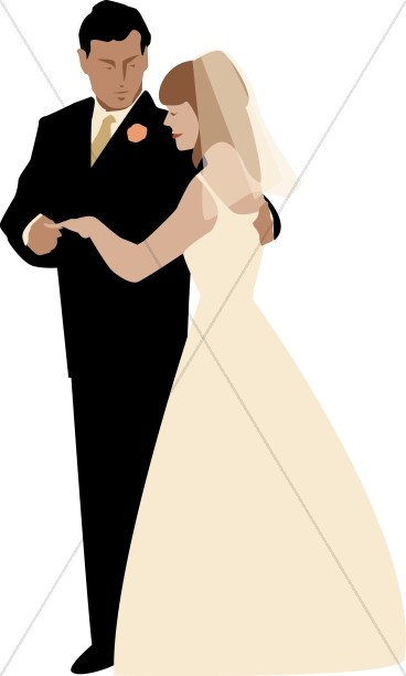 Wedding clipart couple Hands Christian Sharefaith Couple Images