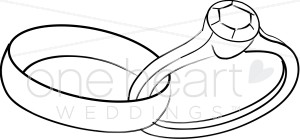 Gown clipart wedding ring Attractive 2014 Ring Clipart