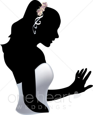 Gown clipart wedding ring 2 trial Nerine's wedding