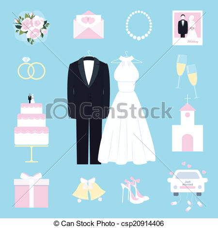 Gown clipart wedding suit Icons Suit and by gown