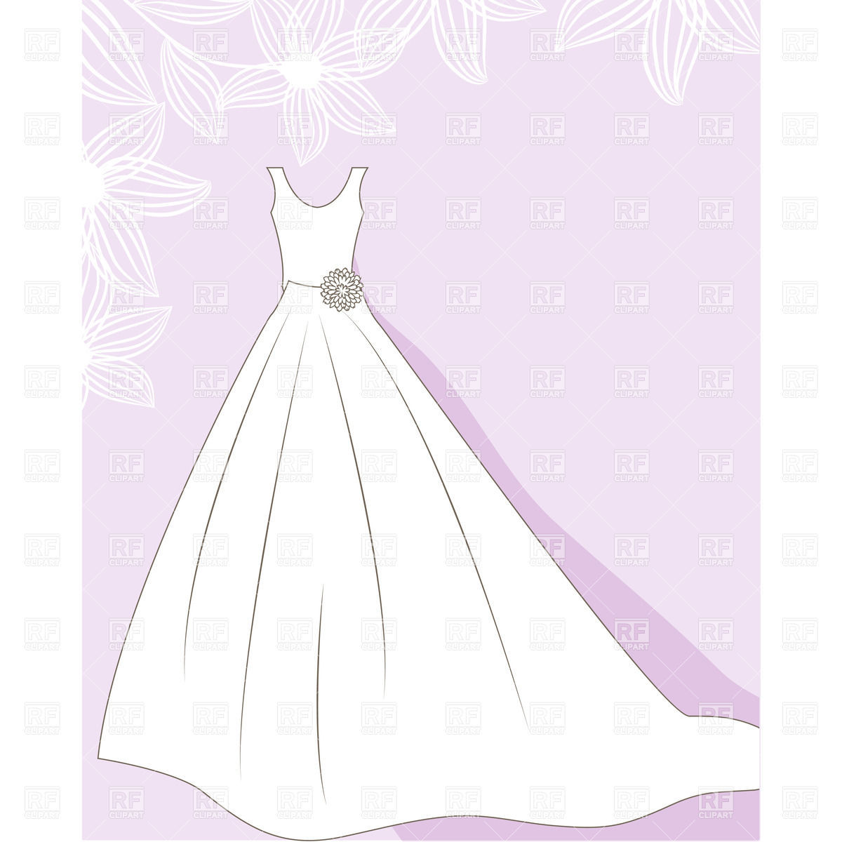 Gown clipart wedding suit 2017 Wedding Images Dress Clipart