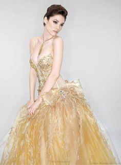 Gown clipart woman dress Shabby Designs  Julia Wedding