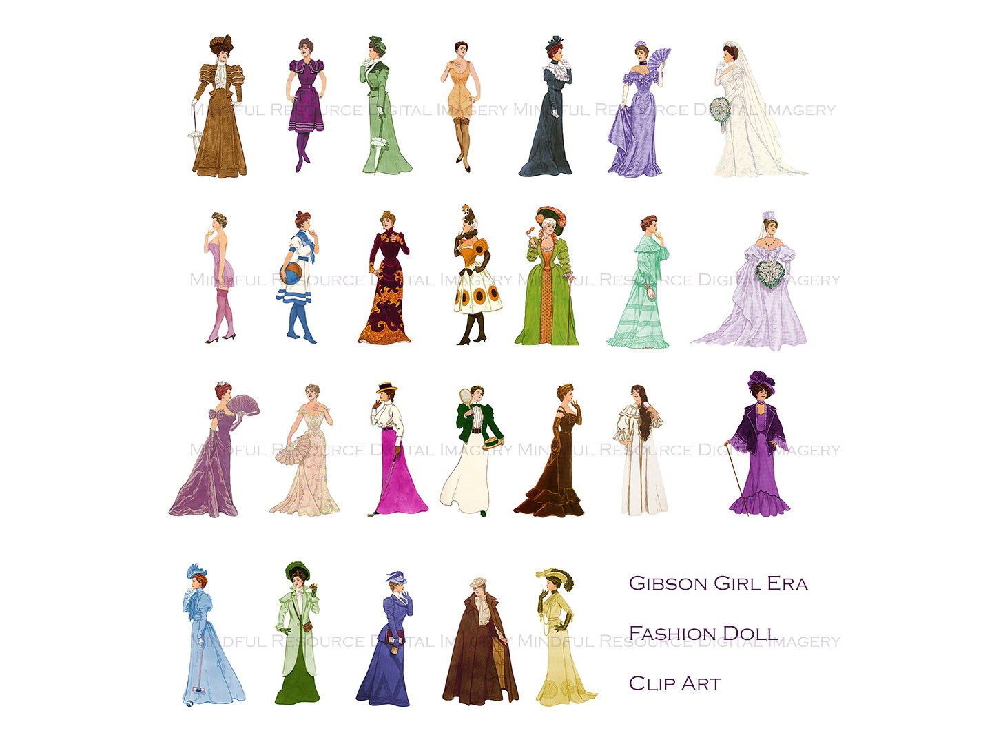 Gown clipart womens dress Printable Arts Fashion Art this
