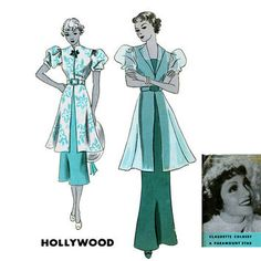 Gown clipart womens dress Claudette  Womens 1160 Bust