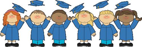 Graduation Graduation Kindergarten Clip Graduation