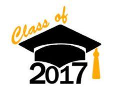 Graduation clipart 2017 Graduation Class Graduation 2017