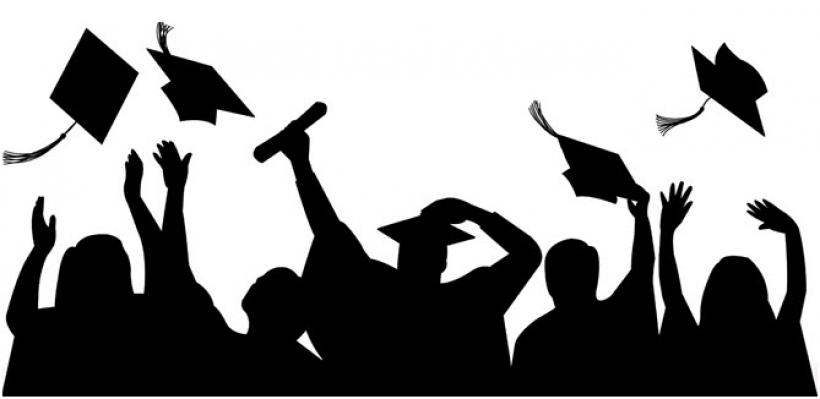 Graduation clipart Clip com Clipartner & Art