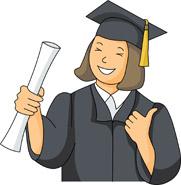 Graduation clipart happy graduation Art Free Graduation  Clipart