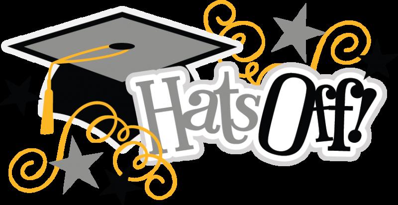 Graduation clipart #14