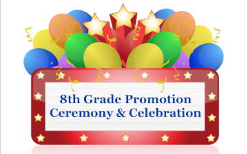 Celebration clipart 8th grade A Boys best some 8th