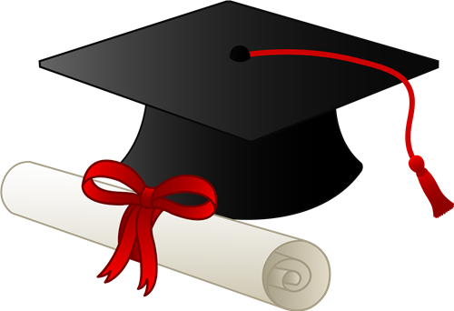 Celebration clipart 8th grade With – graduation! grade 7th