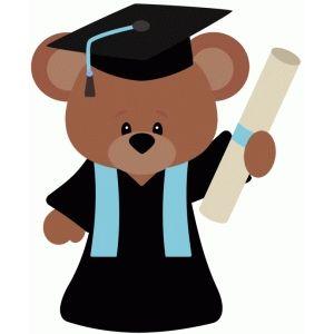 Teddy clipart graduation Pin Art Clip 100 more